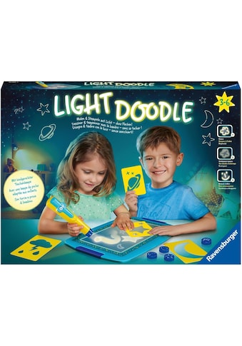 Ravensburger Kreativset »Light Doodle Moon & Stars«, Made in Europe; FSC® - schützt... kaufen