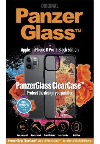 PanzerGlass Smartphone-Hülle »ClearCase mit Blackframe für iPhone 11 Pro«, iPhone 11... kaufen