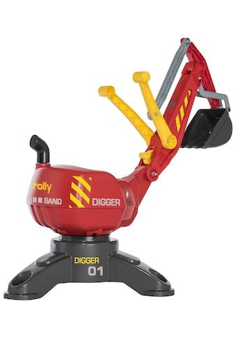 Spielzeug-Aufsitzbagger »Digger«, BxLxH: 43x102x74 cm kaufen