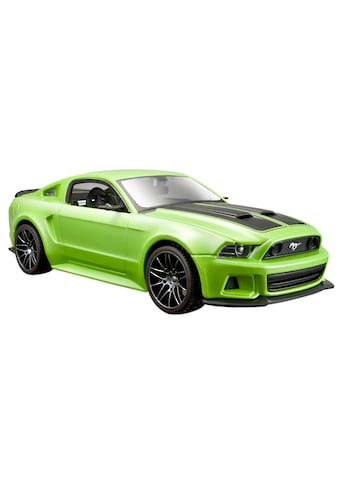 Maisto® Sammlerauto »Ford Mustang Street Racer '14«, 1:24, aus Metallspritzguss kaufen