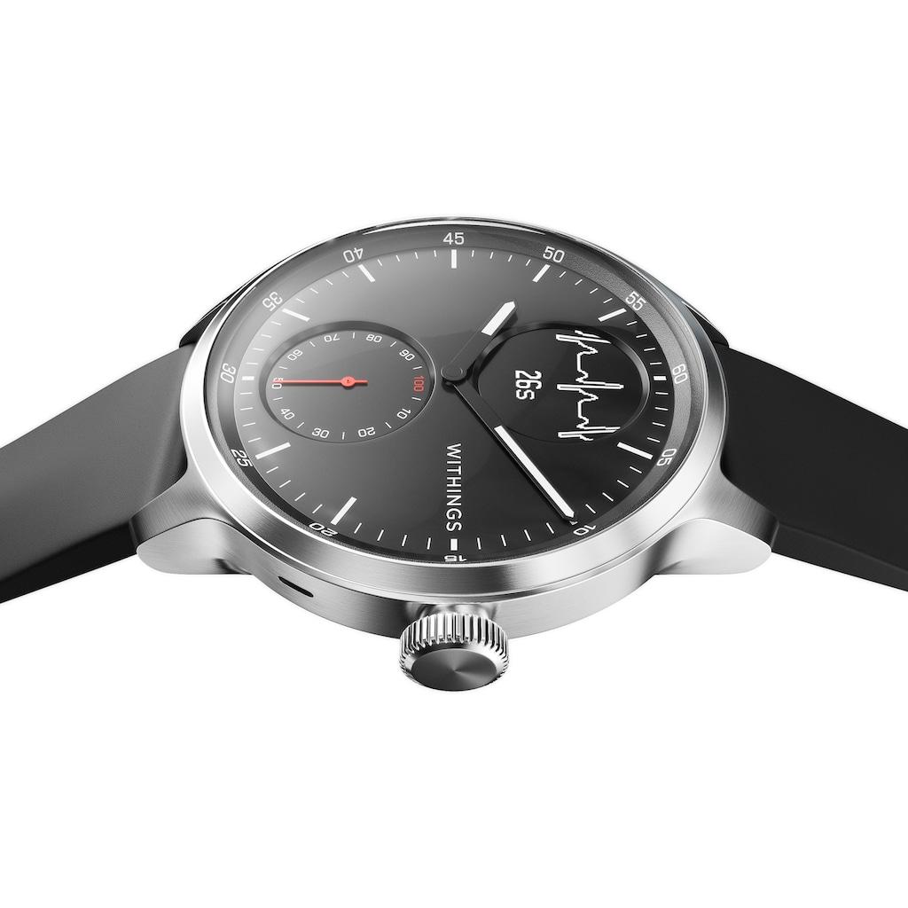 Withings Smartwatch »ScanWatch, 42mm«, (Proprietär)