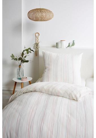 Primera Bettwäsche »Bio Crepe Stripes«, mit feinem Streifendesign kaufen