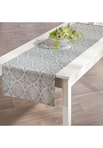 Tischläufer, »TORONTO«, Delindo Lifestyle (1 - tlg.) kaufen