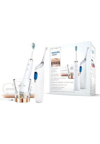 """Philips Sonicare Zahnpflege - Set """"HX8492/04"""", 2 - tlg. kaufen"""