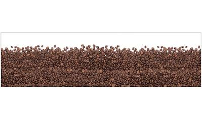 Küchenrückwand  -  Spritzschutz »profix«, Espresso, 220x60 cm kaufen