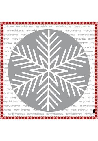 MySpotti Vinylteppich »Buddy Lauritz«, quadratisch, 0,03 mm Höhe, eckig, wasserfest... kaufen