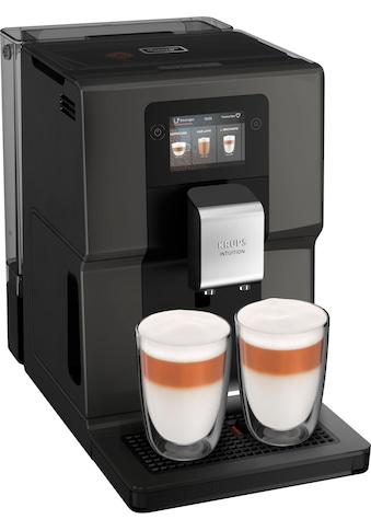 Krups Kaffeevollautomat »EA872B Intuition Preference«, mit Smartphone-ähnlichem... kaufen