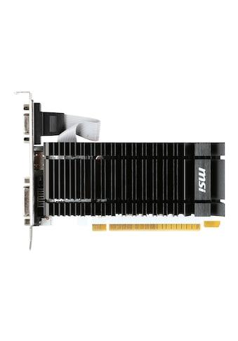 MSI N730K - 2GD3H/LP »Grafikkarten« kaufen