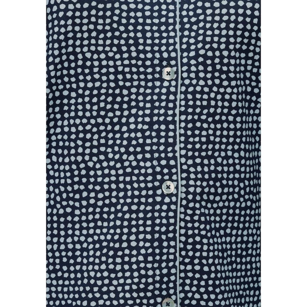 Triumph Nachthemd, mit getupftem Muster
