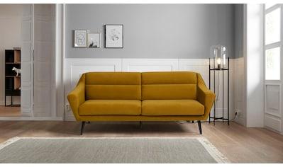 andas 3-Sitzer »Bille«, mit Naht im Rückenkissen und Eiche-Beinen, Design by Morten... kaufen