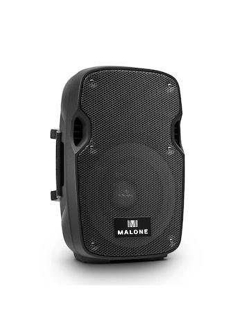 "Malone aktiver PA-Lautsprecher 20cm (8"") 150W kaufen"