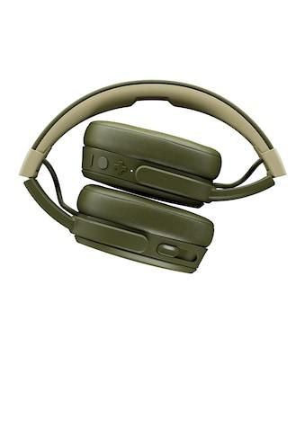 Skullcandy Headset »CRUSHER Wireless OVER - EAR W/MIC 1 Moss/Olive/Yello« kaufen
