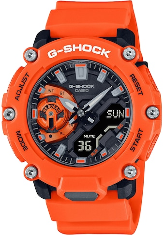 CASIO G-SHOCK Chronograph »GA-2200M-4AER« kaufen