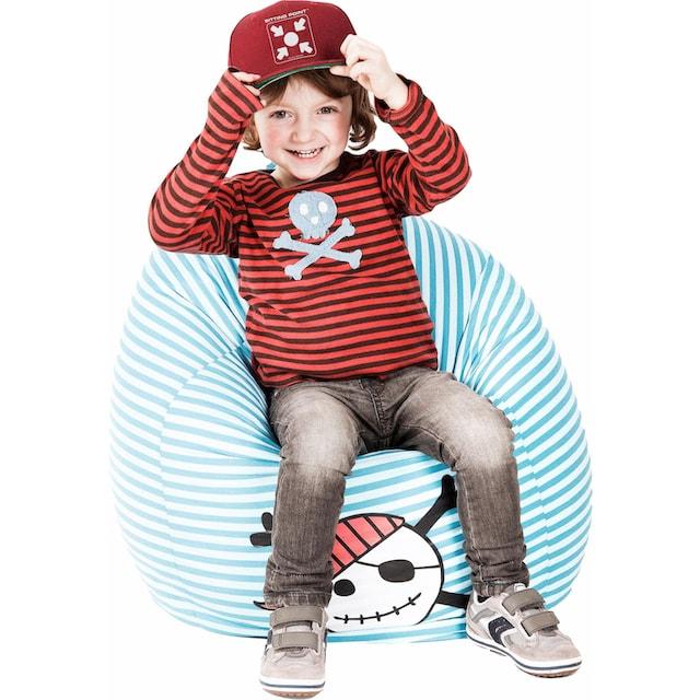 Sitting Point Sitzsack »Pirat L«
