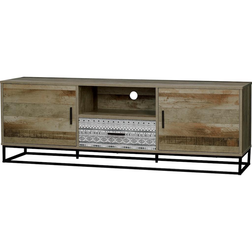 SIT Lowboard »Skandi«, mit dekorativem Muster
