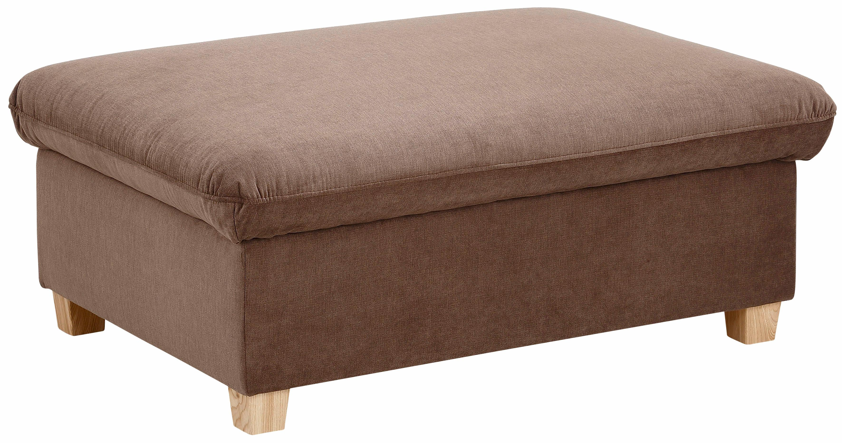 Home affaire Hocker »Bergamo« | Wohnzimmer > Hocker & Poufs > Polsterhocker | home affaire
