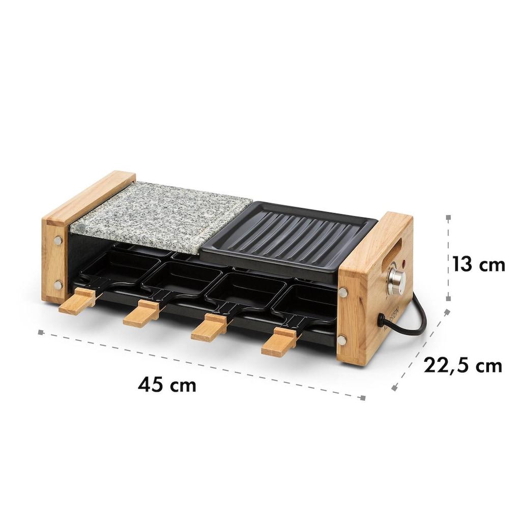 Klarstein Nuovo Raclette 1200W Aluminium