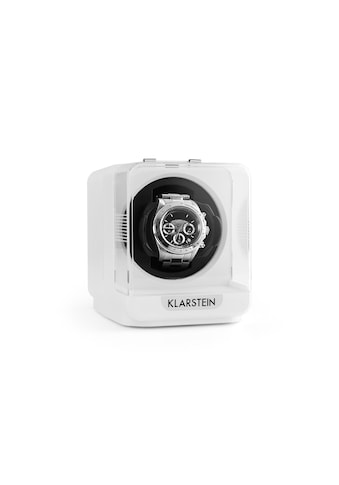Klarstein Uhrenbeweger 1 Uhr 4 Modi weiß »Eichendorff« kaufen