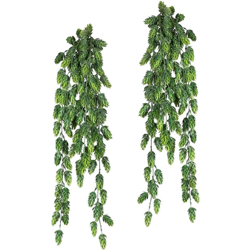 Creativ green Kunstranke »Hopfenhänger«