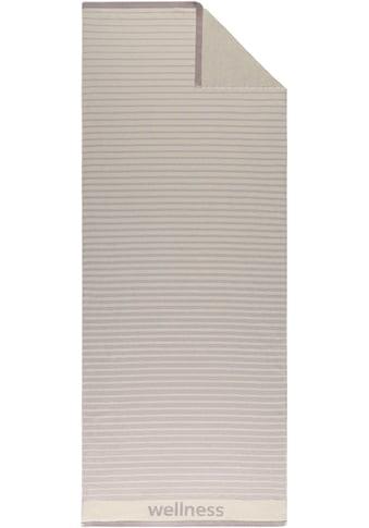 Egeria Saunatuch »Limo«, (1 St.), mit Streifen kaufen