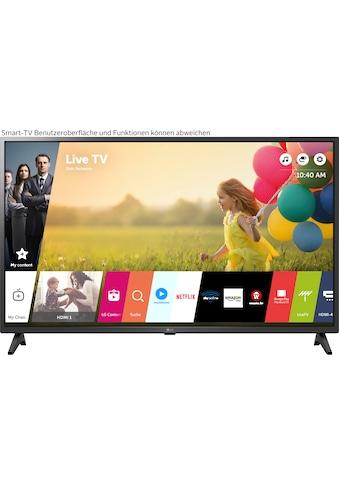 "LG LCD-LED Fernseher »43UP75009LF«, 108 cm/43 "", 4K Ultra HD, Smart-TV kaufen"