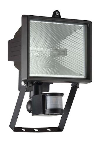 Brilliant Leuchten Tanko Außenwandstrahler 25cm Bewegungsmelder schwarz kaufen