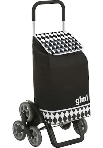 """Vileda Einkaufstrolley """"Gimi Tris schwarz"""", 56 Liter kaufen"""