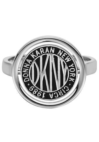 DKNY Fingerring »Spinner Logo Token RG - 55 (RH), 5520035, 5520036« kaufen