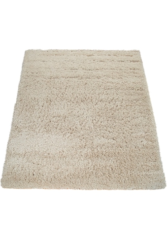 Hochflor - Teppich, »Next 570«, Paco Home, rechteckig, Höhe 60 mm, maschinell gewebt kaufen
