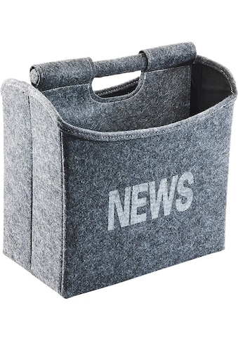 Home affaire Zeitungsständer »NEWS«, faltbar kaufen