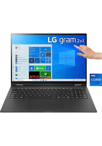 "LG Notebook »Gram 16T90P-G.AA75G«, (40,6 cm/16 "" Intel Core i7 Iris© Xe Graphics\r\n... kaufen"