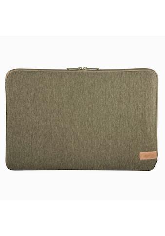 Hama Notebook-Sleeve Jersey, bis 40 cm (15,6), Oliv kaufen