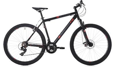 KS Cycling Mountainbike »Carnivore«, 21 Gang Shimano Tourney Schaltwerk, Kettenschaltung kaufen