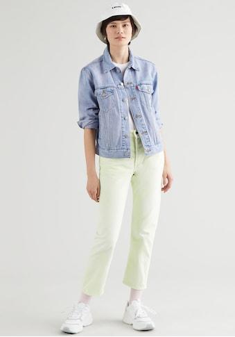 Levi's® Jeansjacke »by GNTM«, im Batik-Look kaufen