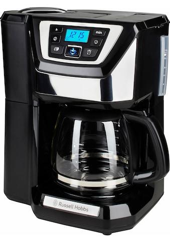 RUSSELL HOBBS Kaffeemaschine mit Mahlwerk »Victory 22000-56«, Permanentfilter, Digital kaufen