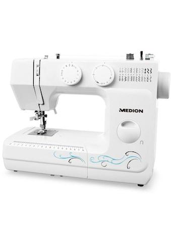 Medion® Freiarm-Nähmaschine »MD 18205« kaufen