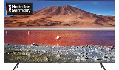 """Samsung LED-Fernseher »GU55TU7199U«, 138 cm/55 """", 4K Ultra HD, Smart-TV, Crystal UHD kaufen"""