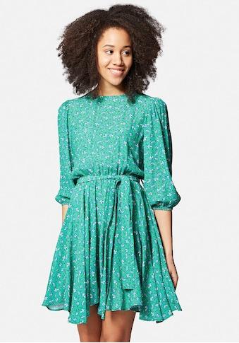 Mavi Blusenkleid »LONG SLEEVE DRESS«, mit süßem Blumenmuster kaufen