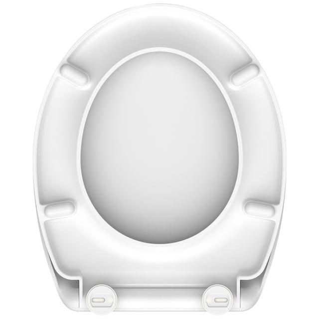 SCHÜTTE WC-Sitz mit Absenkautomatik