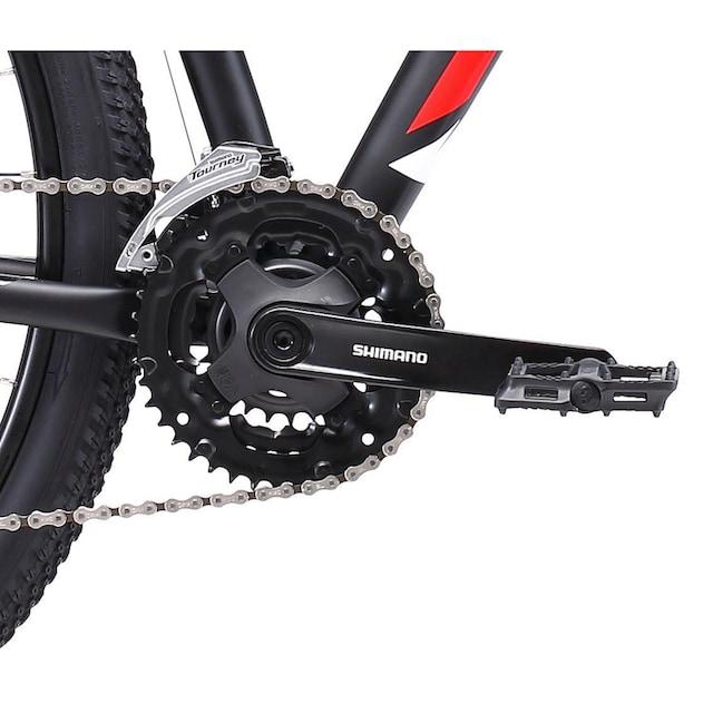 FUJI Bikes Mountainbike »NEVADA 3.0 LE - 27,5 / 29 Zoll«, 21 Gang Shimano RD-TY500 Schaltwerk, Kettenschaltung