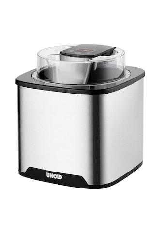 Unold Eismaschine »EISMASCHINE Gelato«, 12 W kaufen