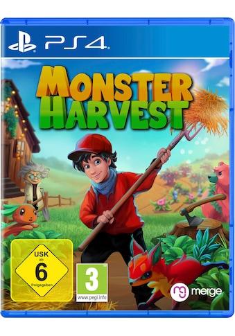PlayStation 4 Spiel »Monster Harvest«, PlayStation 4 kaufen