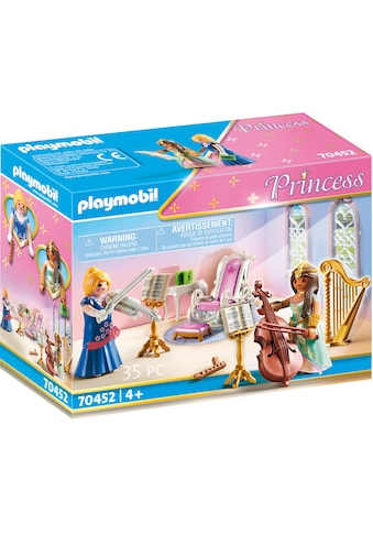 Playmobil® Konstruktions-Spielset »Musikzimmer (70452), Princess«, (35 St.), Made in... kaufen