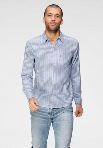 Levi's® Langarmhemd, mit Brusttasche kaufen