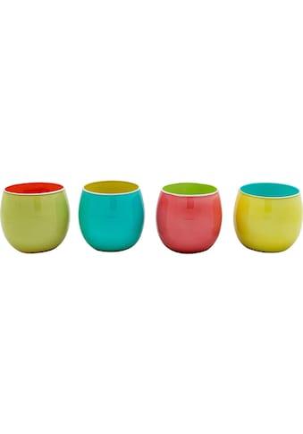 Home affaire Teelichthalter (Set, 4 Stück) kaufen