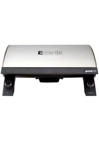 GRANDHALL Elektrogrill 1500 Watt, BxTxH: 55x34x22 cm kaufen