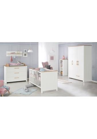 roba® Babyzimmer-Komplettset »Ava«, (Set, 3 St.), mit Kinderbett, Wickelkommode und... kaufen