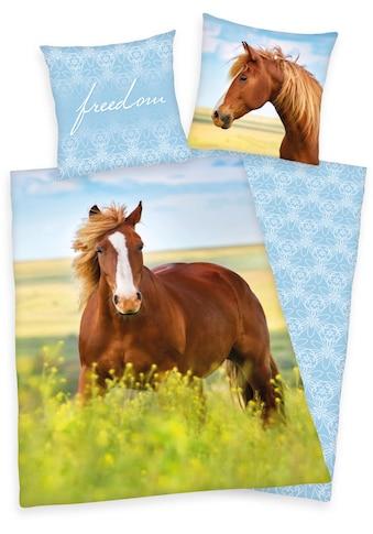 Kinderbettwäsche »Freedom«, Herding Young Collection kaufen