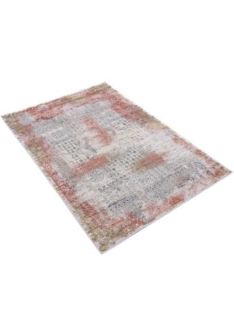 Teppich, »Lyia«, carpetfine, rechteckig, Höhe 5 mm, maschinell gewebt kaufen