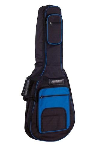 Gitarrentasche »Gig Bag, blau-schwarz«, für 4/4 Konzertgitarren kaufen
